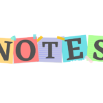 Notes - Notion Page Cover