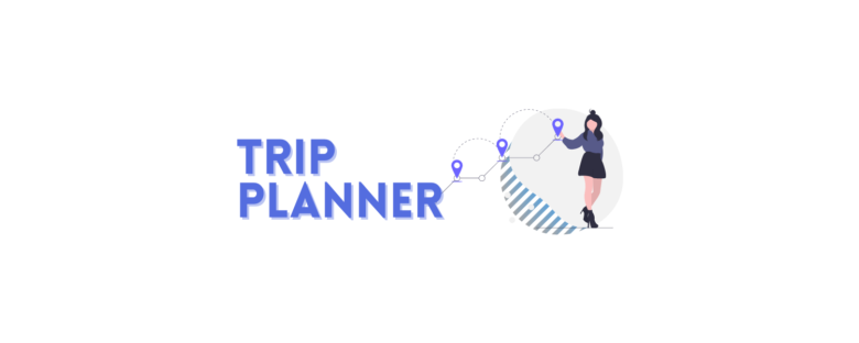 Trip planner - Notion Page Cover