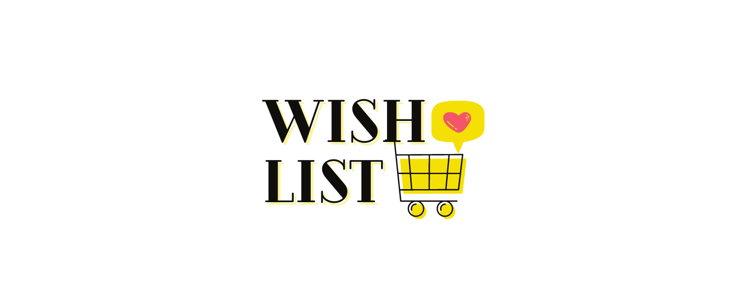 Wish list- Notion Page Cover