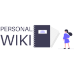 personal wiki - Notion Page Cover