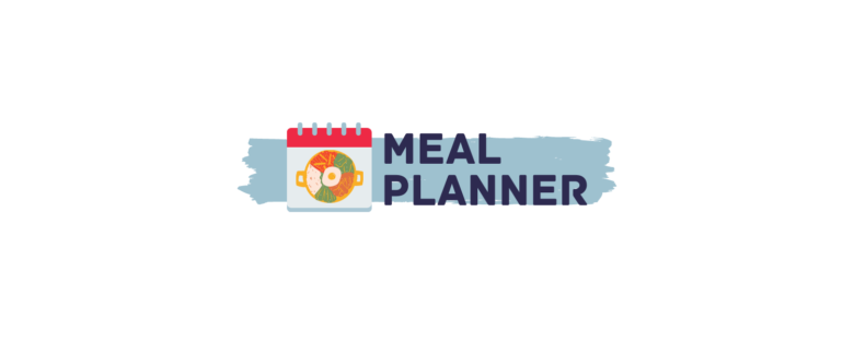 Meal planner - Notion Page Cover