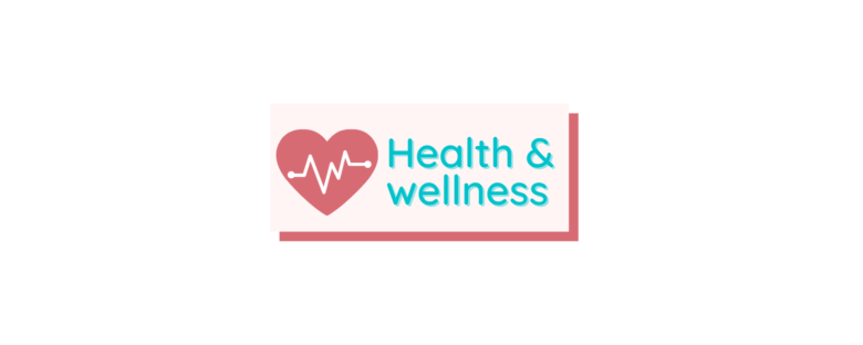 Health & Wellness - Notion Page Cover