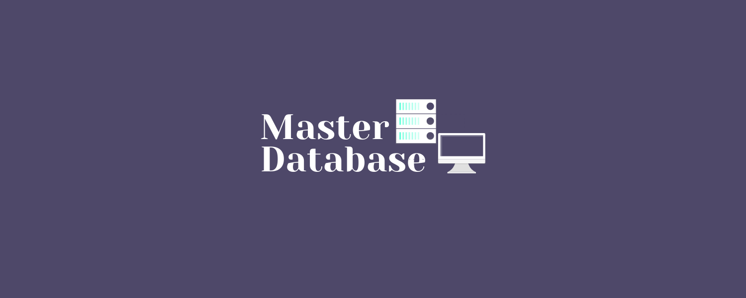 Master Database - Notion Page Cover