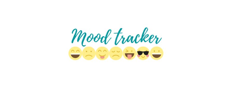 Mood Tracker - Notion Page Cover